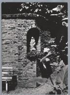 NL.- TILBURG. Kapucijnenklooster. KLOOSTER. Hoekje In De Tuin. Foto: Frans Van Aarle. Echte Foto. - Kerken En Kloosters