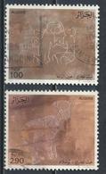 °°° ALGERIA ALGERIE - Y&T N°892/93 - 1987 °°° - Algeria (1962-...)