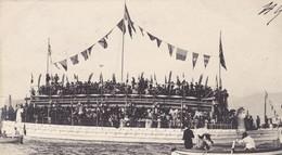 GENES / TRES BELLE CARTE DEPART GENES / CIRC 1904 - Genova (Genua)