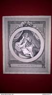 Gravure Originale 18ème Siècle - Le Vieillard Mal Reçu - Inv Et Scupt Droyer - 21,5 X 26 Cm - Prints & Engravings