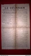 Journal Le Courrier De Saône Et Loire - Mercredi 15 Novembre 1944 Avec Liste De Personnes Arrétées Pous Collaboration - Andere