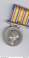 Médaille D'Honneur Des Pompiers - Poinçons 1 - Lot 2 - Pompiers