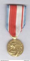 Médaille D'Or Fédération Des Sociétés Musicales D'Alsace - Professionnels / De Société