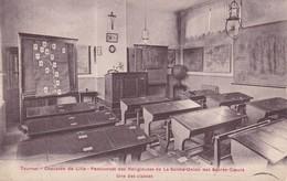 Tournai Chaussee De Lille Pensionnat Des Religieuses De La Sainte Union Des Sacre Coeurs Une Des Classes - Tournai