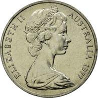 Monnaie, Australie, Elizabeth II, 20 Cents, 1977, SUP, Copper-nickel, KM:66 - Monnaie Décimale (1966-...)