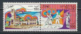°°° ALGERIA ALGERIE - Y&T N°900/1 - 1987 °°° - Algeria (1962-...)