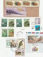 FAUNA Used Stamps - Peacocks