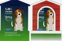 Spain - 2018 - UPAEP - Domestic Animals - Mint Self-adhesive Souvenir Sheet - 1931-Aujourd'hui: II. République - ....Juan Carlos I