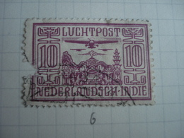 Timbre Inde Néerlandaise - Inde
