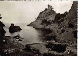 13 LA CIOTAT N°108 L'Anse De Figuerolles Bateaux De Pêche Pêcheurs - La Ciotat