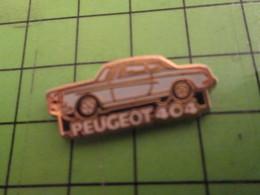 715c Pin's Pins : Rare Et Belle Qualité : THEME AUTOMOBILES : PEUGEOT 404 - Peugeot