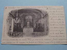 Pensionnat Des Dames De L'Instruction Chrétienne, Longue Rue Neuve / La Chapelle ( A. Meslin ) Anno 1901 ! - Antwerpen