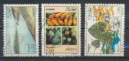 °°° ALGERIA ALGERIE - Y&T N°909/11 - 1987 °°° - Algeria (1962-...)
