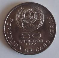 50 Escudos Cabo Verde 1977 - Cap Vert