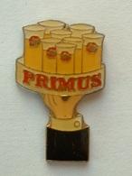 PIN'S BIERE PRIMUS - LE PLATEAU - Beer