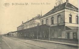 ST-NIKLAAS WAAS - ST NICOLAS WAAS : Intérieur De La Gare - Sint-Niklaas