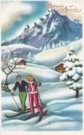 BONNE ANNEE 1956 (dil373) - Año Nuevo