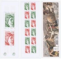"""France Carnet N° 1524 Y.T. """"Philatélie,40e Anniversaire De La Sabine De Gandon - Carnets"""
