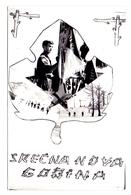 Happy New Year  Scout Association Of Serbia Scouting Organization Of Novi Sad(city) - Scoutisme