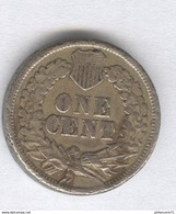 One Cent USA 1863 - TTB+ - Émissions Fédérales