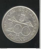 200 Forint 1994 Hongrie / Hungary - Deak Ferenc - SUP - Hungary