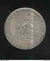 1 Shilling Grande Bretagne / UK 1926 - TTB+ - 1902-1971 : Monnaies Post-Victoriennes
