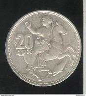 20 Drachmes Grèce 1960 - TTB+ - Greece