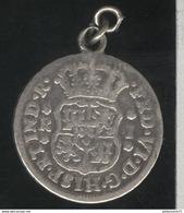 1 Réal Mexique / Mexico 1752 Montée En Médaillon - Monnaie Coloniale - TTB - Mexico