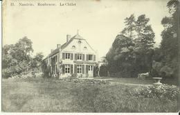 Nandrin -- Roubenne - Le Châlet.    ( 2 Scans) - Nandrin