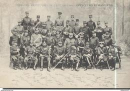 CPA Grandes Manoeuvres De L'Est - Septembre 1904 - Officiers étrangers - Circulée 1904 - Guerre 1914-18