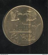 Jeton Touristique Kintzheim La Volerie Des Aigles - Monnaie De Paris - 2013 - Monnaie De Paris