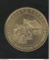 Jeton Touristique Futuroscope - Non Daté ( 1999 ) - Monnaie De Paris
