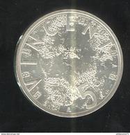 5 Euros Pay-Bas Argent 2003 - 150e Anniversaire De La Naissance De Vincent Van Gogh - SUP - Pays-Bas