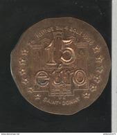 1,5 Euro De Saint Donnat - 35ème Festival J.S. Bach - 1996 - Euros Of The Cities