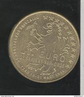 1 Euro Savigny Sur Orge - Quinzaine Européenne De L'Euro - 1996 - Euros Of The Cities
