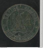 10 Centimes France 1856 K TTB - France