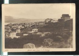 CPA Liban / Lebanon - Beirut Seen From S.P. College - Sarrafian - Circulée - Liban