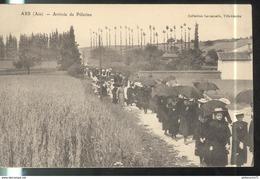 CPA Ars - Arrivée Des Pélerins - Non Circulée - Ars-sur-Formans