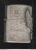 Briquet à Essence Cadillac - Licence Général Motors - Format Zippo - Motif Aigle - Briquets