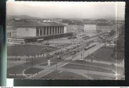 CPSM Autriche / Austria - Vienne / Wien - Westbahnhof - Circulée 1955 - Other