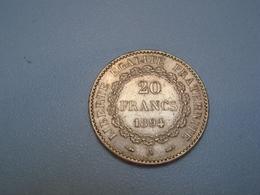20 Francs Or Génie De 1894 A En Sup - France