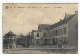 13. ST.AMANDS - Villa Hallez (Eigendom En Uitgave Van Der Borght) - Puurs