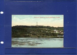 ##(DAN1811)-Canada- Queenston Heights And Brock's Monument- Used 1909 To Holland - Other