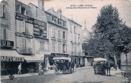France - 03 -Vichy - Les Quatre Chemins Et L' Eden - Vichy