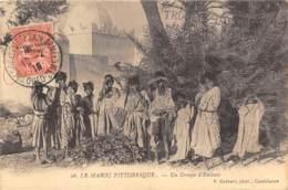 Maroc / Belle Oblitération - 151 - Casablanca - Un Groupe D'enfants - Other