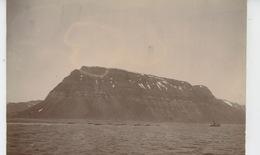 ISLANDE - ÖNUNDARFJÖRD - Vapeur Remorquant Des Baleines - Islande