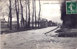 SALOUEL-ROUTE De ROUEN. - Autres Communes