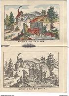 Livret De Dessin Et Coloriages 12 Pages - Imagerie De Pont-à-Mousson - Old Paper