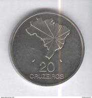 20 Cruzeiros Brésil / Brasil 1972 SUP - Brésil