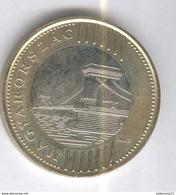 200 Forint 2012 Hongrie / Hungary - Bimetalique SUP - Hongrie